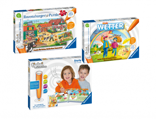 Ravensburger: tiptoi-Set